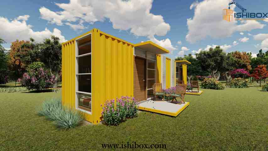 container home in Kenya